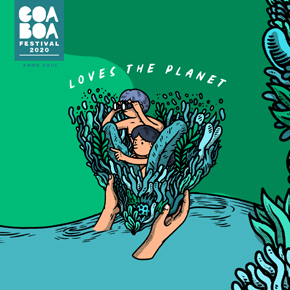 Goa-Boa Loves the Planet