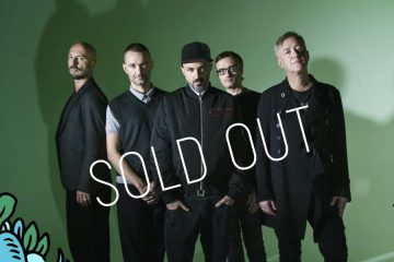 SUBSONICA SOLD OUT A GOA-BOA 2021